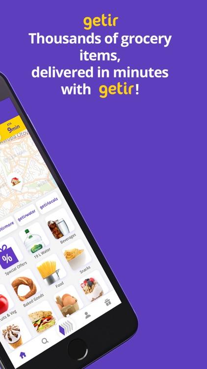 getir: groceries in minutes