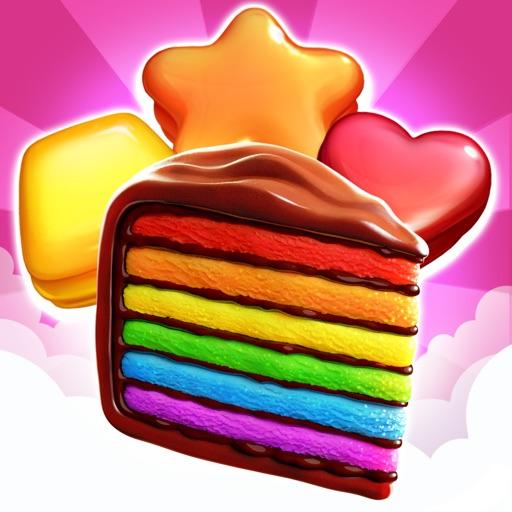 Cookie Jam Matching Game application logo