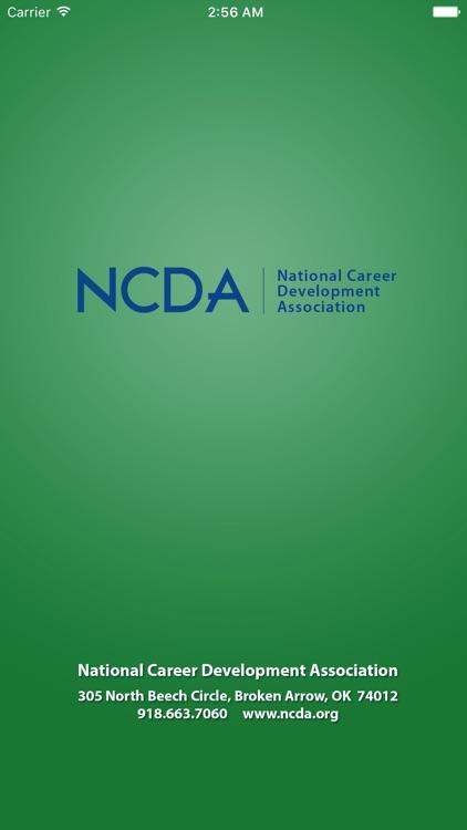 National Career Dev Assn screenshot-0