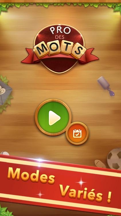 Pro des Mots™ screenshot-4