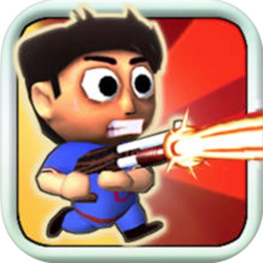 Little Rambo Shooting & Racing