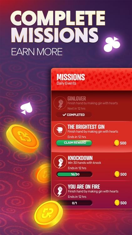 Gin Rummy Extra - Card Game screenshot-5