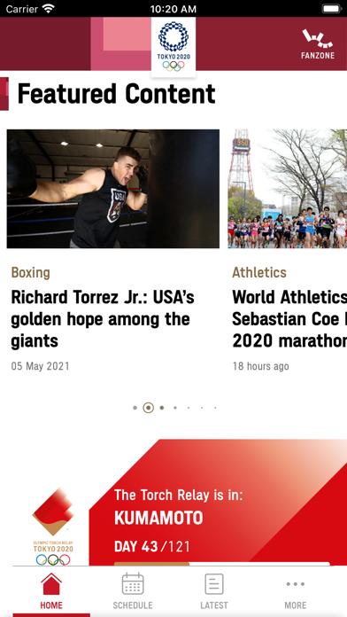 Olympicsのおすすめ画像1