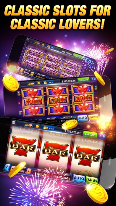 Take5 Casino - Slot Machines 2.27.1 IOS