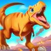 子供のための恐竜ゲーム-ジュラシックアドベンチャー