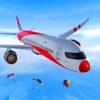 飛行機 フライト パイロット シミュレーターアイコン