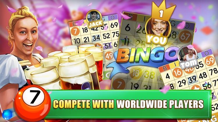 Bingo Party- BINGO Games screenshot-4