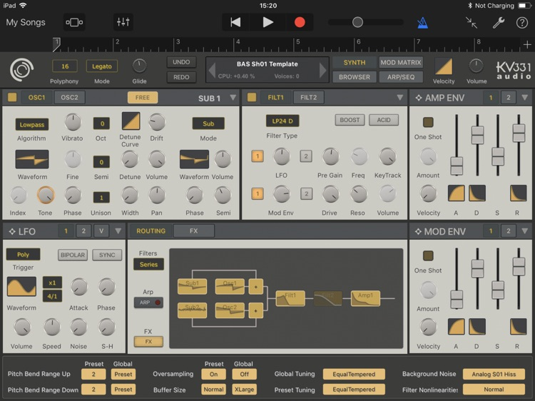 SynthMaster One screenshot-4