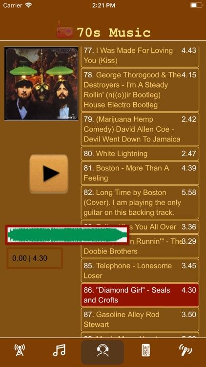 70s Music screenshot-7