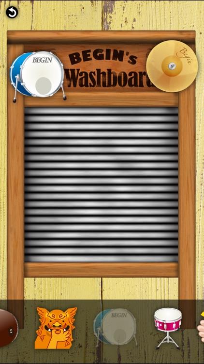 BEGIN's e-Washboard