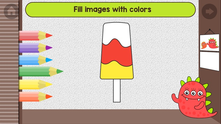 Shapes and colors learn games screenshot-7