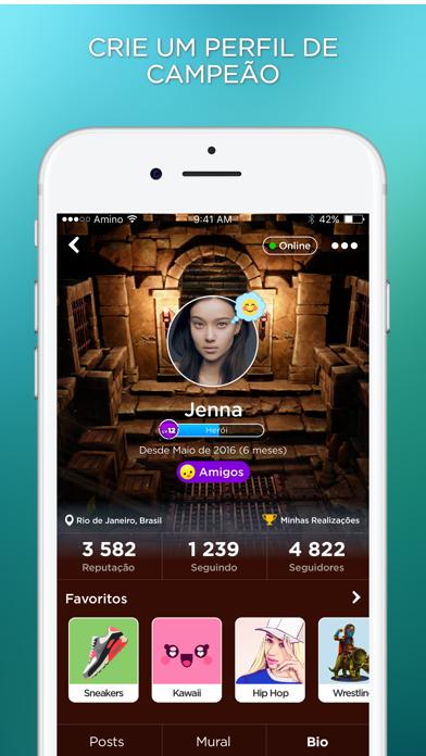 Descargar Amino para: Paladins em PT para Android