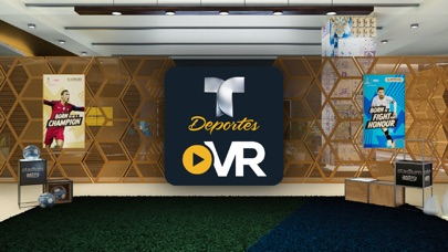 Telemundo Deportes VR screenshot 1