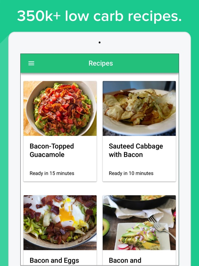 Carb Manager: Keto Diet App on the App Store