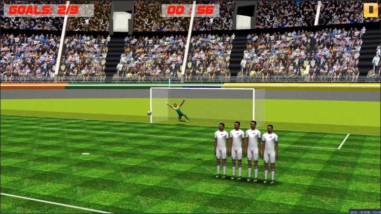 Soccer Football Game Play screenshot-3