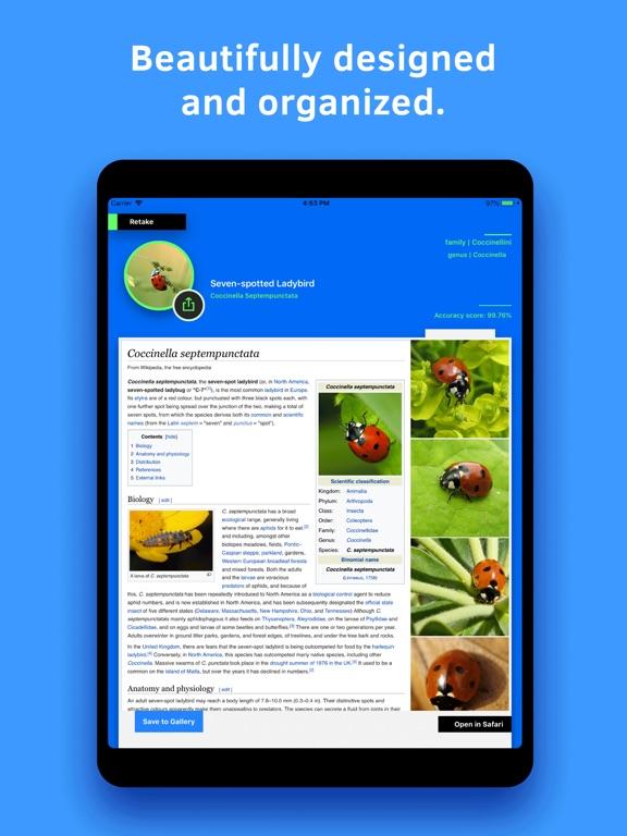 Insect Identification screenshot 10