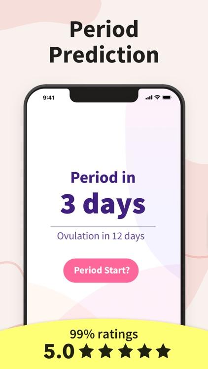 Period Tracker Period Calendar