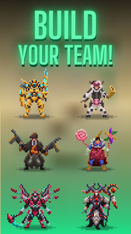 Dunidle: 8 Bit Idle RPG Games