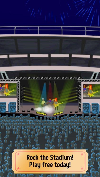 Band Clicker Rock The Stadium screenshot-4