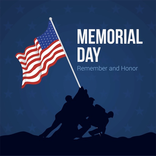 Memorial Day-Remember & Honor