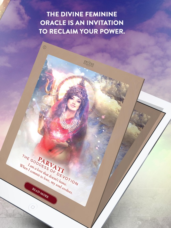 The Divine Feminine Oracle screenshot 9