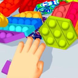 Fidget Us 3D - Trading Bubble