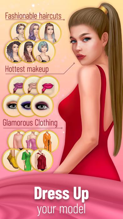 Pocket Styler: Fashion Stars screenshot 2