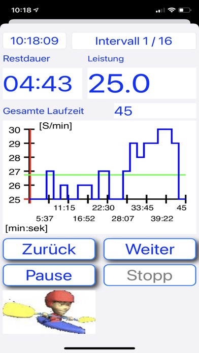 LaufbandtrainerScreenshot von 7
