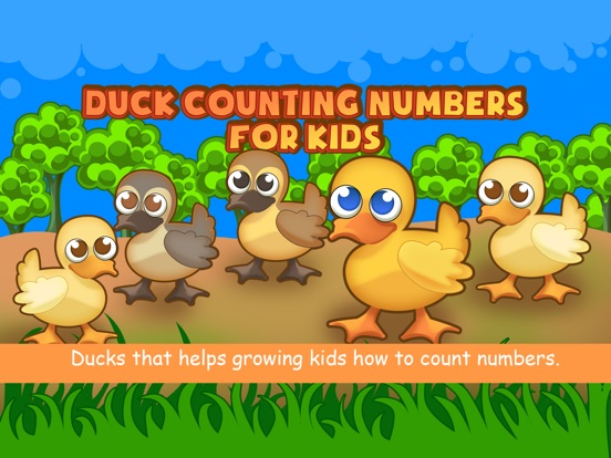 Duck Counting Numbers for Kids | App Price Drops