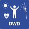 Deutscher Wetterdienst - GesundheitsWetter Grafik