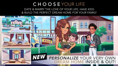 Screenshot of Kim Kardashian: Hollywood App