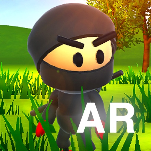 Ninja Kid AR: Augmented Action