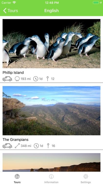 Tour Translations of Australia