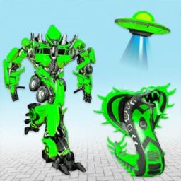 Snake Robot Car Transform Game