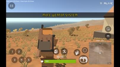 Screenshot 3 THE DUST: PIXEL SURVIVAL