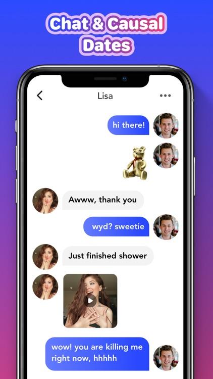 Happen: Local Dating & Meetup screenshot-5