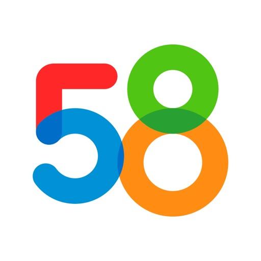 58同城-招聘找工作求职租房