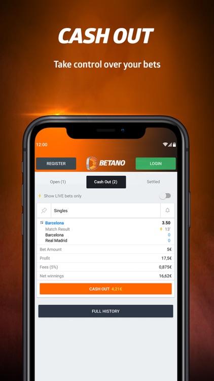 Betano - Online Betting screenshot-6