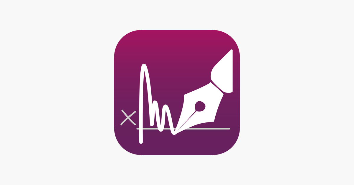 xyzmo Signature Capture on the App Store