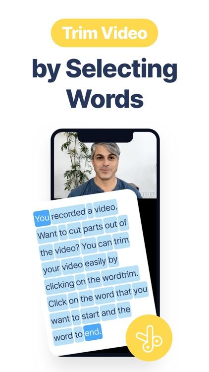 Teleprompter & Video Captions screenshot-4