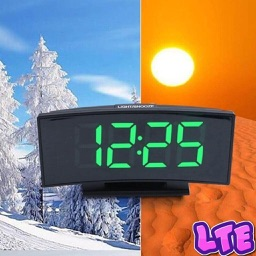 Big Live Clock-Wallpapers Time
