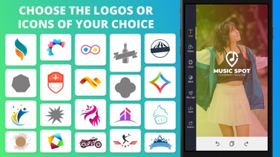 Logo Maker Creator Font Design-1