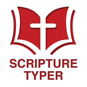 Bible Memory: Scripture Typer ios app