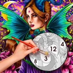 Color By Number Secrets & Love