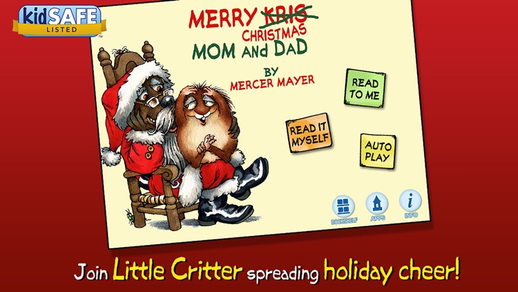 Merry Christmas Mom & Dad - LC