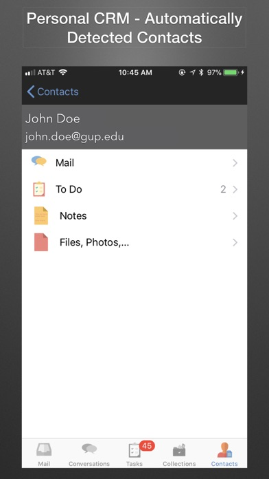 Screen Shot Endeavor - Gmail, Google Drive 2