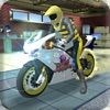 bicicleta deportiva de tierra