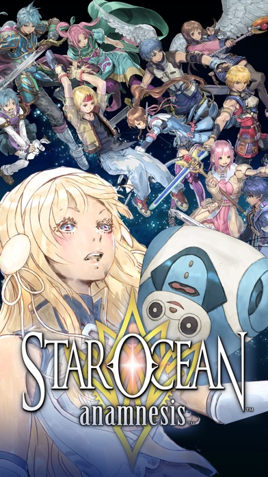 STAR OCEAN: ANAMNESIS screenshot 1