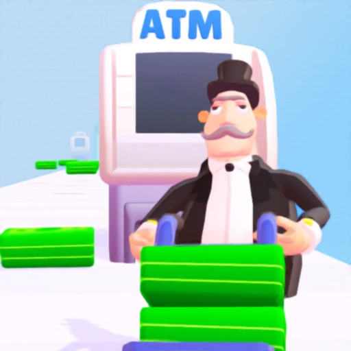 Atm Rush free software for iPhone and iPad