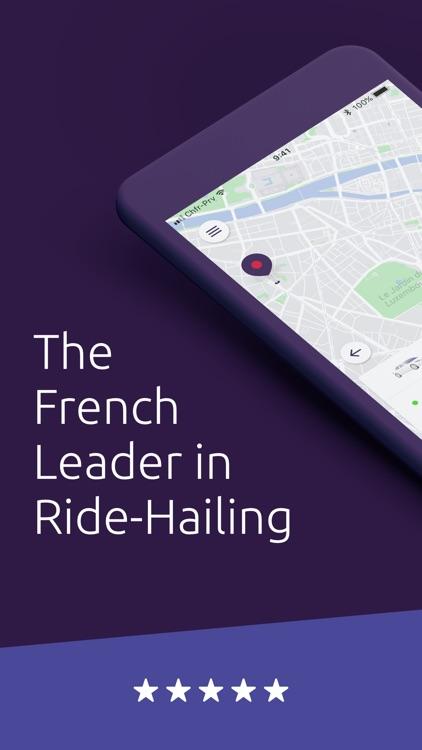 Chauffeur Privé screenshot-0